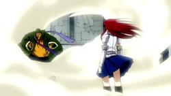 Erza vs Aria