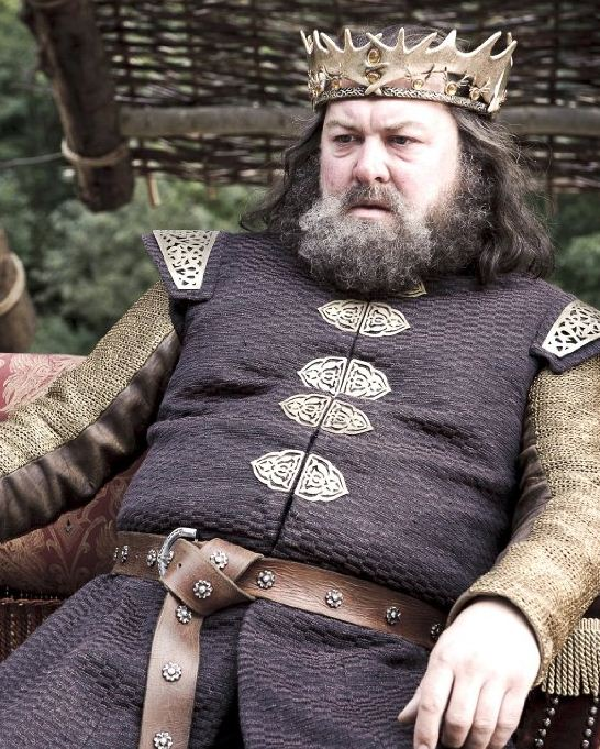 Robert Baratheon: [S5] If There Is One Universal Truth In The World Of Game