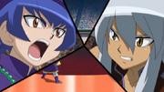 Chi-yun vs Tsubasa 2