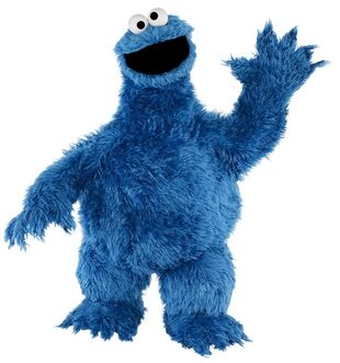 cookie monster, sesame street