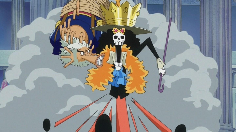 Brook One Piece Time Skip | www.imgkid.com - The Image Kid ...