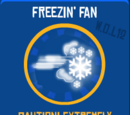 Freezing Fan