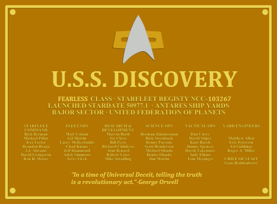 Star Trek Discovery  News and Announcements  CBScom