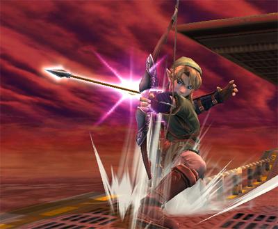 [FLT III] Grupo 2: CELTIC VS KUSANAGI (GANADOR: CELTIC) Hero's_Bow_Fired_SSBB