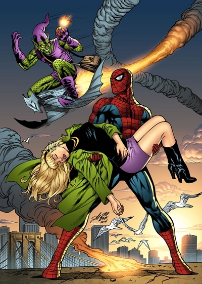 Image - Death of Gwen Stacy comic.jpg - Marvel Movies Wiki ...