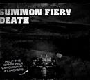Summon Fiery Death