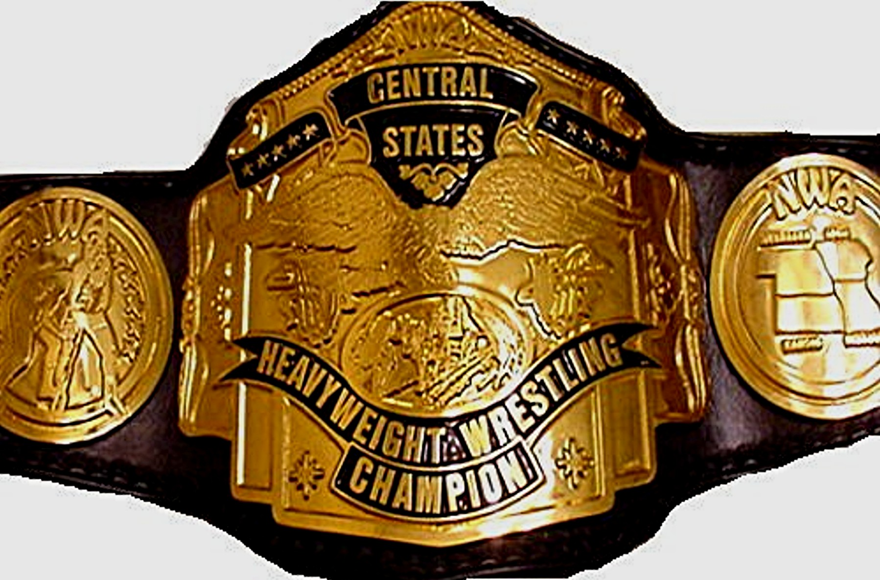 Nwa Central States Heavyweight Championship Pro