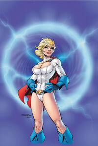Power Girl (Kara Zor-L)