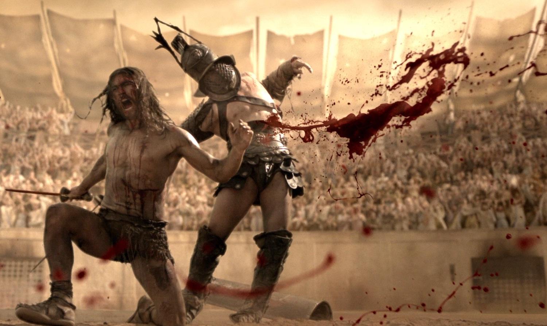 Spartacus Reihenfolge