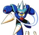 Robot Master de Proyectil Rápido