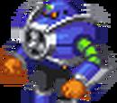 MegaMan Battle Network boss sprites