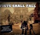 Fists Shall Fall