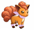 Sharha the Vulpix