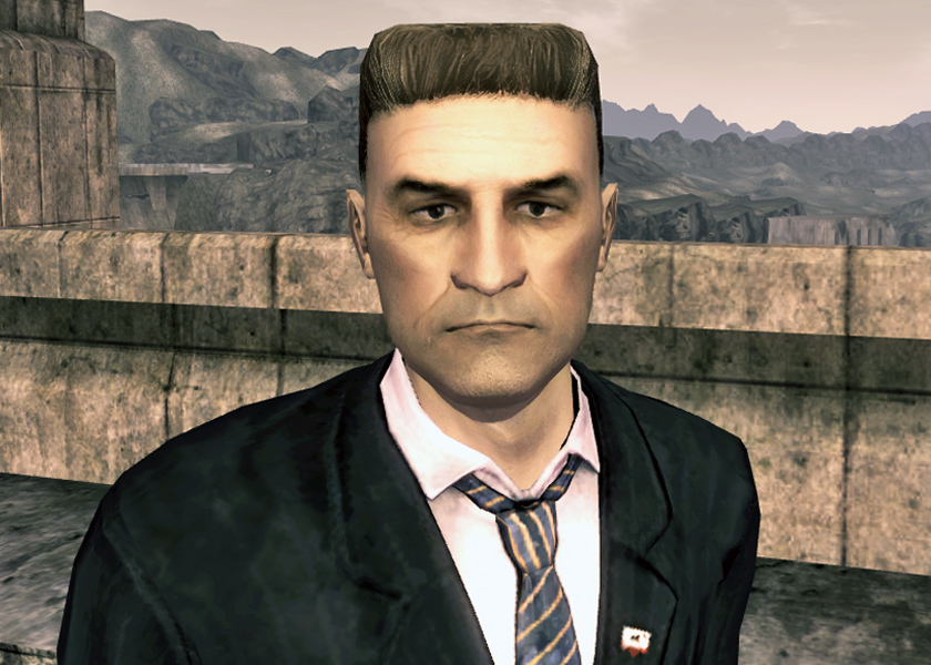 Aaron Kimball The Fallout Wiki Fallout New Vegas And More