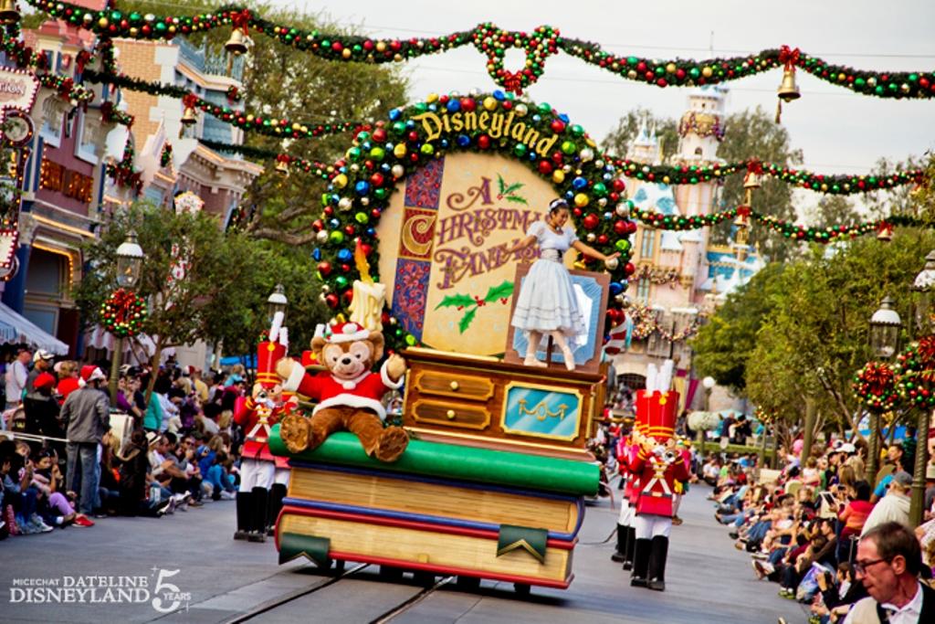 A Christmas Fantasy Parade Disney Wiki