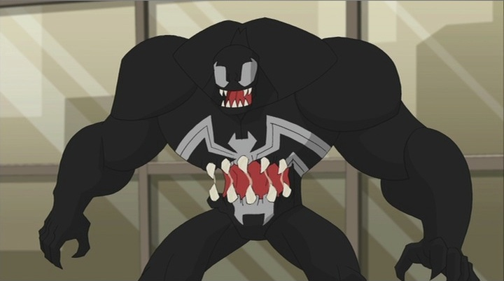 The spectacular spider man venom - photo#14