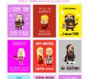 LexiLexi/Game of Thrones Valentines Day Cards