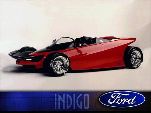 Ford Indigo at The Nee...