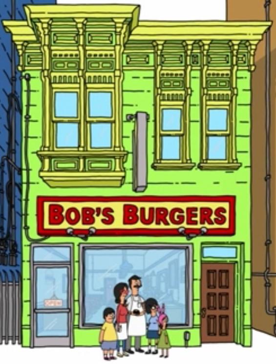 Bob S Burgers Restaurant Bob S Burgers Wiki