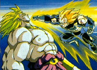 """Word of Sean: """"Dragon Ball Z Broly: The Legendary Super ..."""
