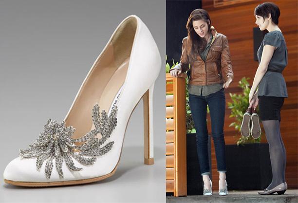 Image - Bella-swan-wedding-shoes-Manolo-Blahnik.jpg ...