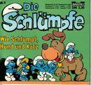 09 Die Schlümpfe Wie Schlumpf Hund Katz front.jpg
