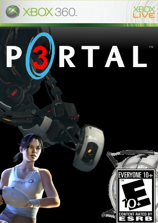 Portal 3 video game fanon wiki for 3 portals