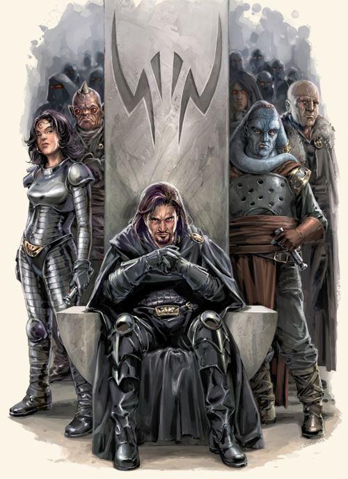 Darth Bane Trilogy Minirespect Threads BrotherhoodOfDarkness-BoS