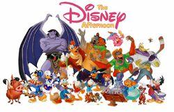Disneyafternoongang