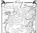 魔龙的狂舞-南方地图