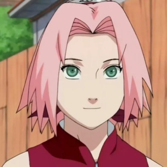 Biodata Tokoh Anime Naruto Shippuden : Sakura Haruno