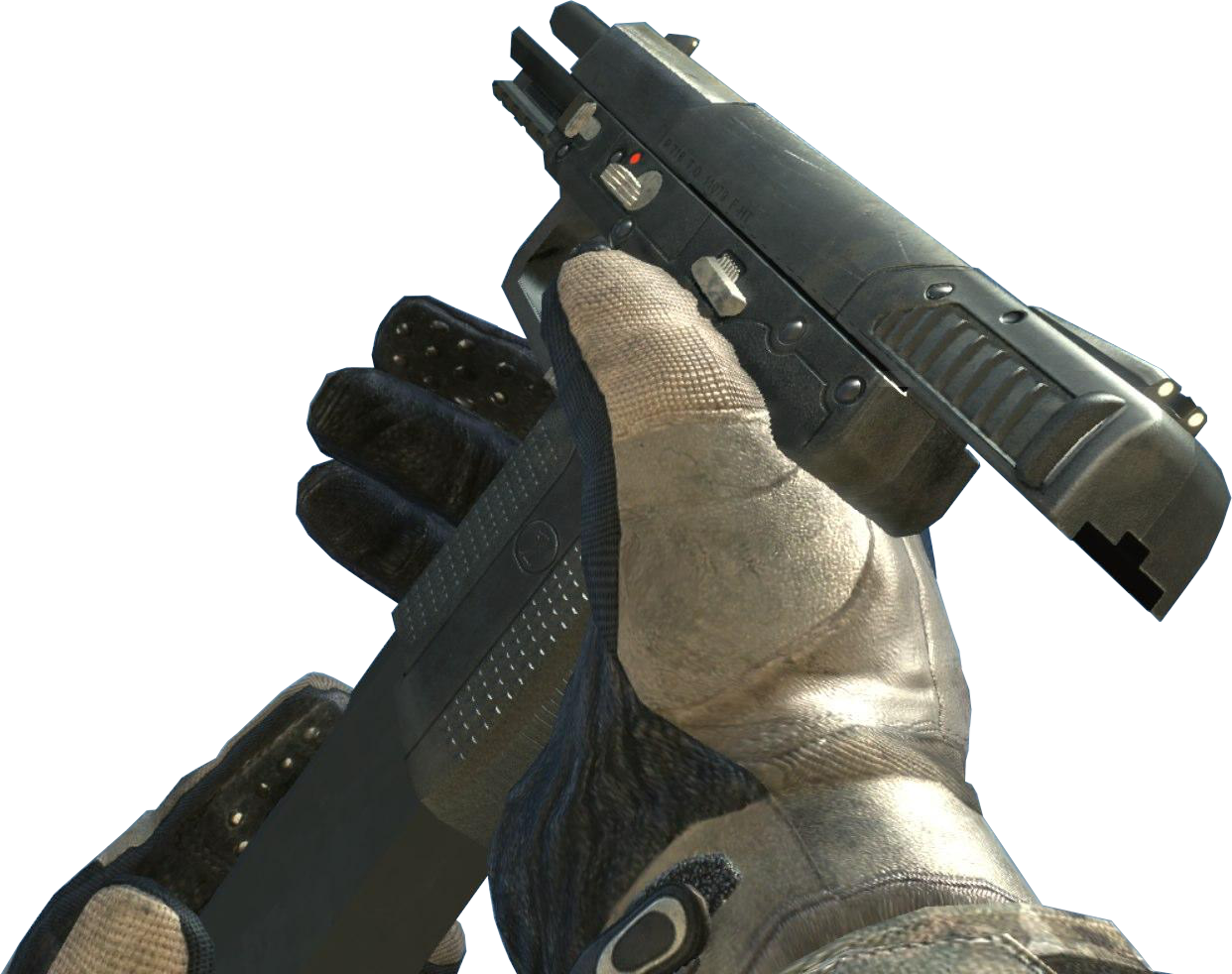 Image - Five Seven Dry Reloading MW3.png - The Call of ... M1216 Black Ops 2