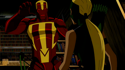 Homefront - Young Justice Wiki: The Young Justice resource ...