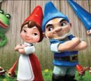 Gnomeo x Juliet