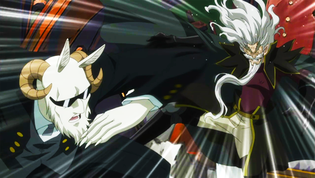 Capricorn Anime Fairy Tail Fights Hades