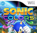 Piosenki z gry Sonic Colors