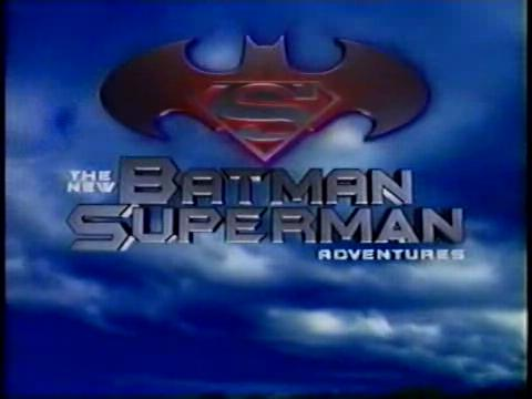 The New Batman Superman Adventures Logopedia The Logo
