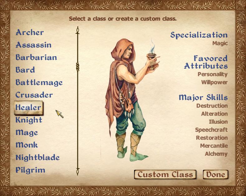 elder scrolls online wallpaper archer