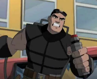 Image - Trapster.png - Ultimate Spider-Man Animated Series