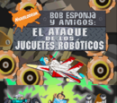 Nicktoons: Attack of the Toybots/Guía DS
