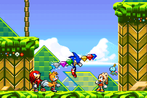 Play Sonic Heroes 2 Download Games Online