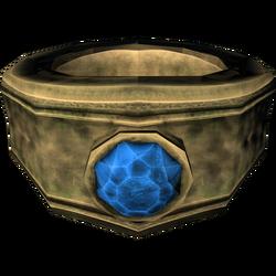 Kolbjorn Barrow Necromancy Ring