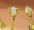 المفاتيح السحرية