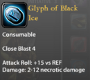 Glyph of Black Ice