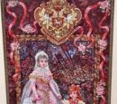 Dowager Empress Marie and Anastasia Portrait