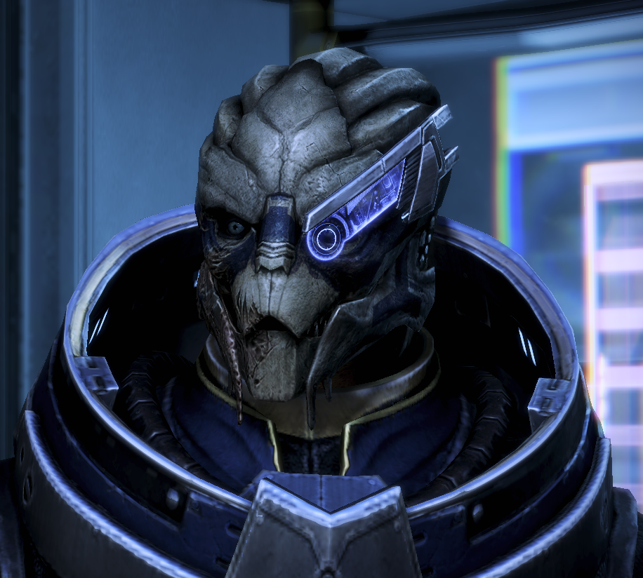 Mass effect 1 -2 -3  ME3_Garrus_Normandy