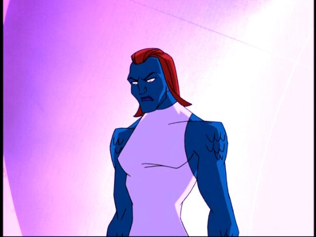 mystique x men evolution 9 mystique x men evolution mystique x men    X Men Mystique Turns Human