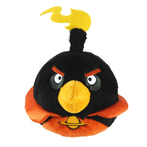 Angry Birds Space Toys : File ab plush space black g