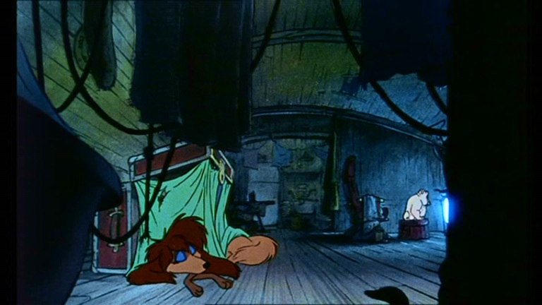 Oliver And Company Hot Dogs