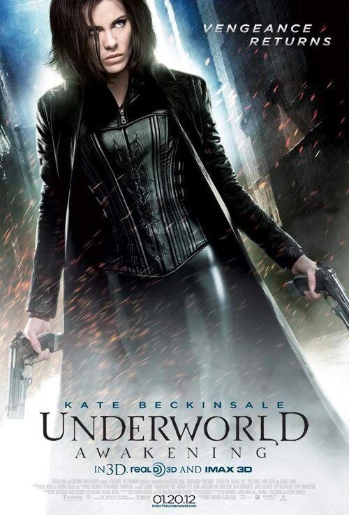 Underworld Reihe